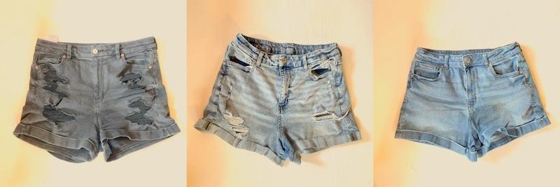 מלתחה מינימליסטית - ג'ינסים